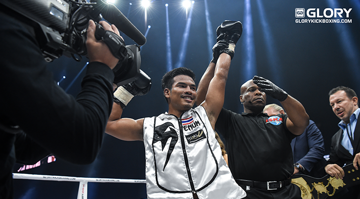 GLORY 67: Petchpanomrung's road to the title