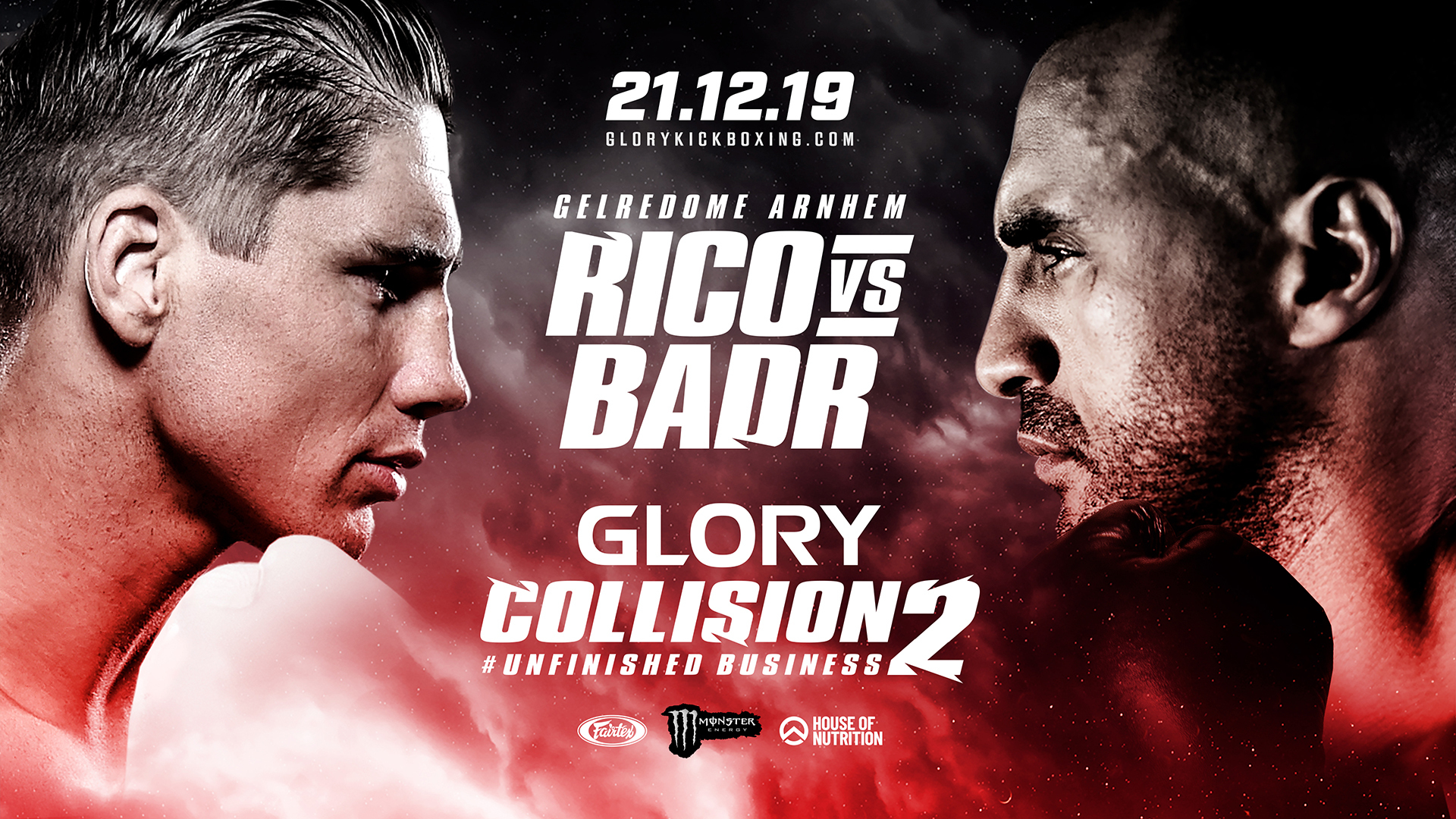 Tickets on sale next week for GLORY: COLLISION 2