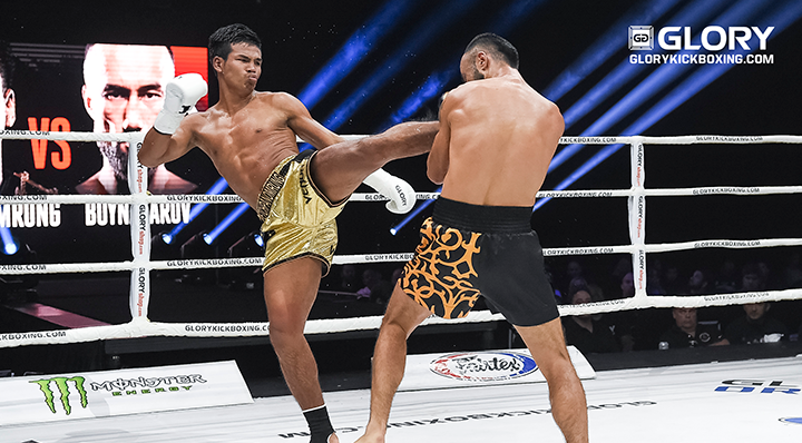 This Was: GLORY 67 ORLANDO
