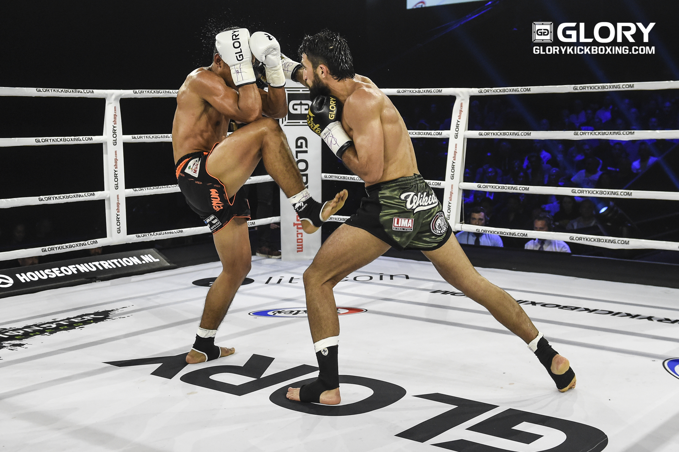 GLORY 65: Sitthichai vs. Marat Grigorian (Lightweight Title Bout) - Full Fight