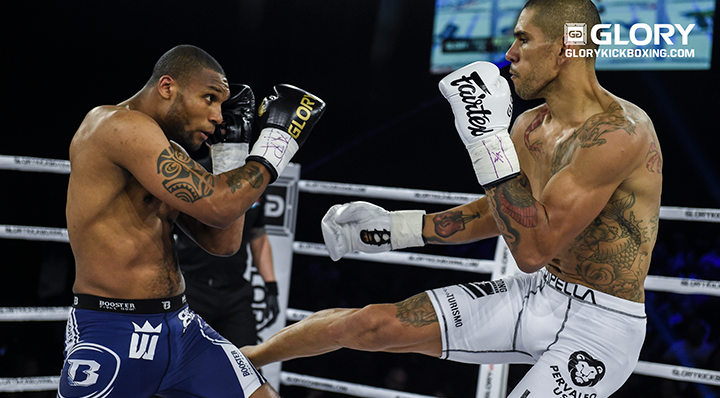 GLORY 65: Alex Pereira vs. Jason Wilnis (Middleweight Title Bout) - Full Fight