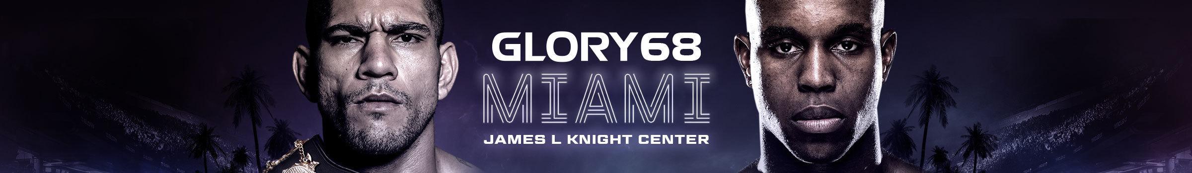 GLORY 68 Miami
