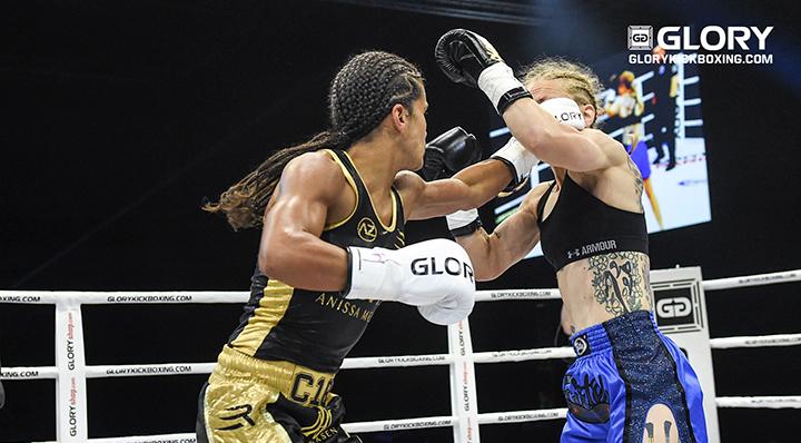 GLORY 66: Anissa Meksen vs. Sofia Olofsson (Bantamweight Title Bout) - Full Fight