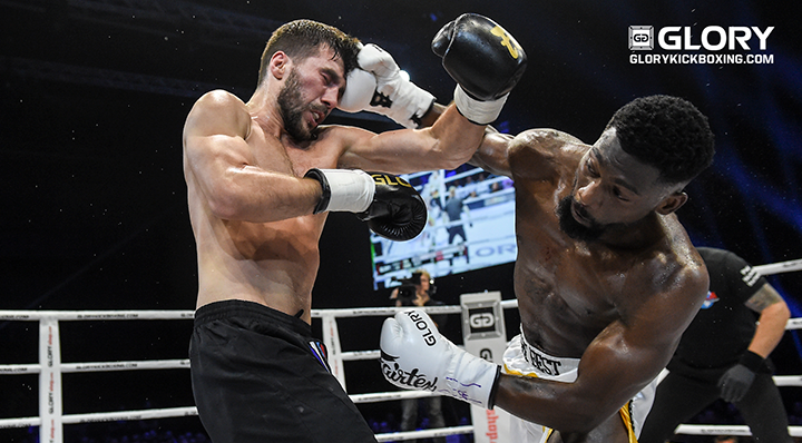 GLORY 66: Cedric Doumbe vs. Alim Nabiyev (Welterweight Title Bout) - Full Fight
