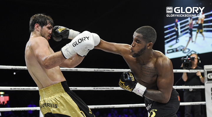 GLORY 68: Donegi Abena welcomes Alex Pereira to the light heavyweight division