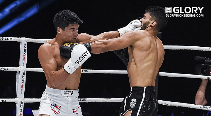 GLORY 67: Asa Ten Pow vs. Houssam El Kasri - Full Fight