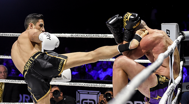 Vidales demolishes veteran Greskiewicz, remains undefeated