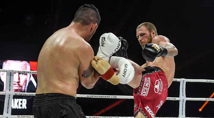 Baker survives knockdown, outlasts Galaz after extension round