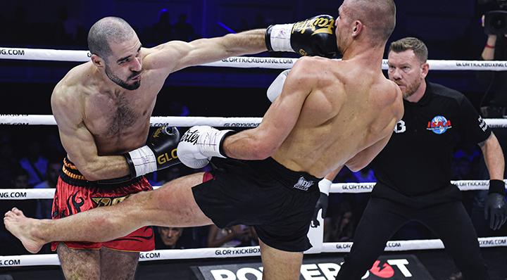 Hendouf edges Billet after back-and-forth lightweight battle