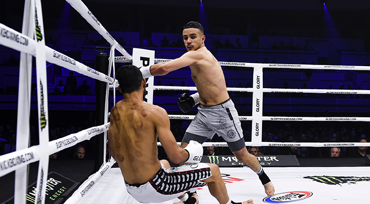 Zouggary crushes Ezbiri with first-round knockout