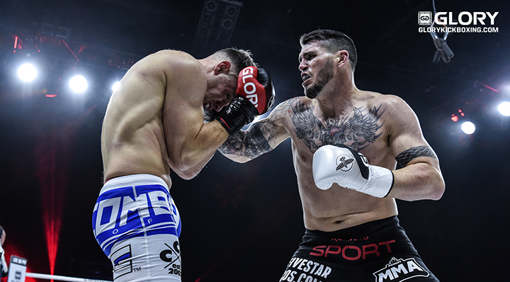 Chris Camozzi completes GLORY 72 CHICAGO card
