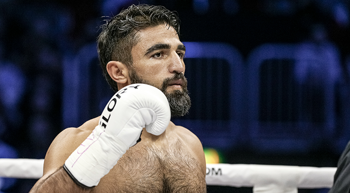 Marat Grigorian to defend against Elvis Gashi at GLORY 73 SHENZHEN