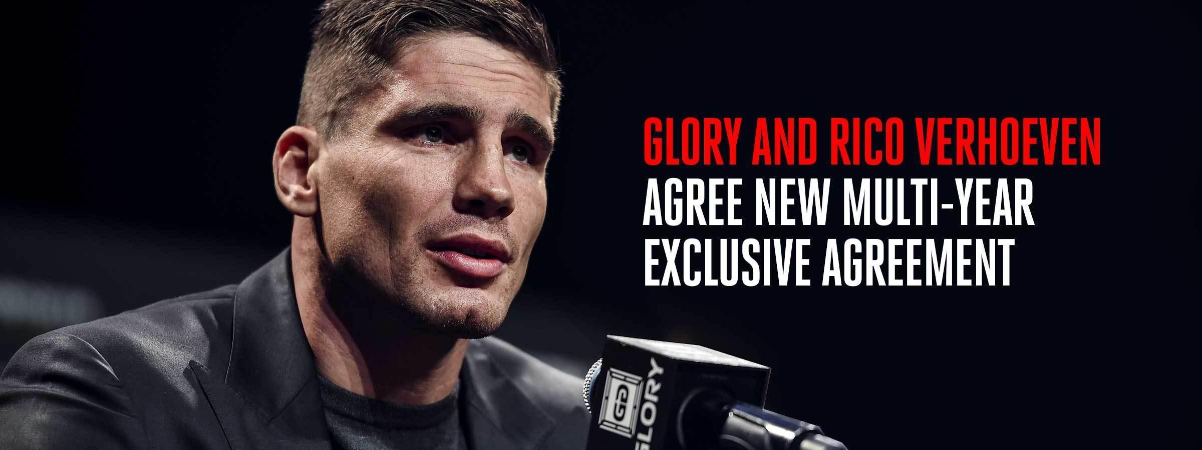 GLORY Rico New Contract