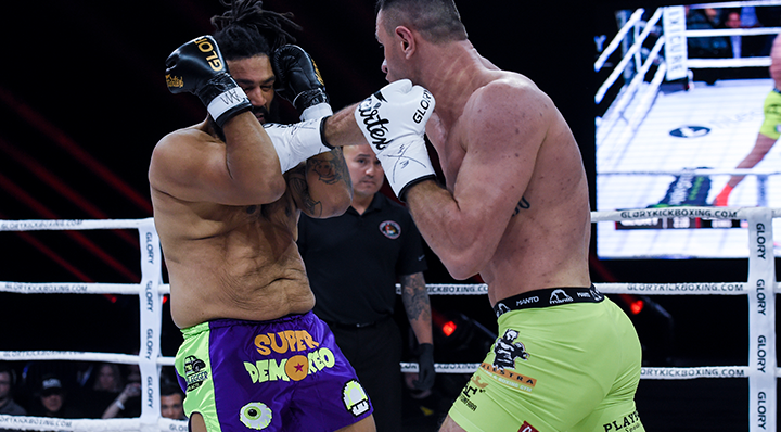 GLORY 71: SuperFight Series Report