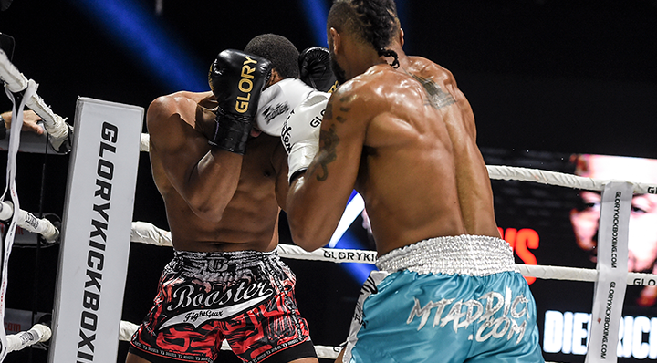 GLORY 68: Troy Jones vs. Ammari Diedrick - Full Fight