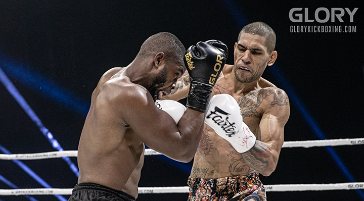 GLORY 68: Alex Pereira vs. Donegi Abena (Interim Light Heavyweight Title Bout) - Full Fight