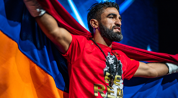 GLORY 73: Spotlight on Marat Grigorian