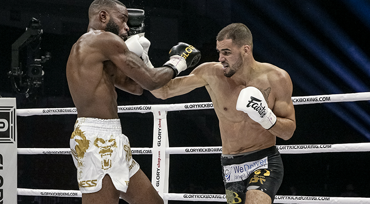 GLORY 69: Yousri Belgaroui vs. Ulric Bokeme - Full Fight
