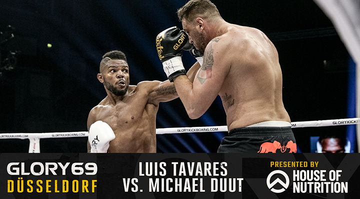 GLORY 69: Luis Tavares vs. Michael Duut - Full Fight