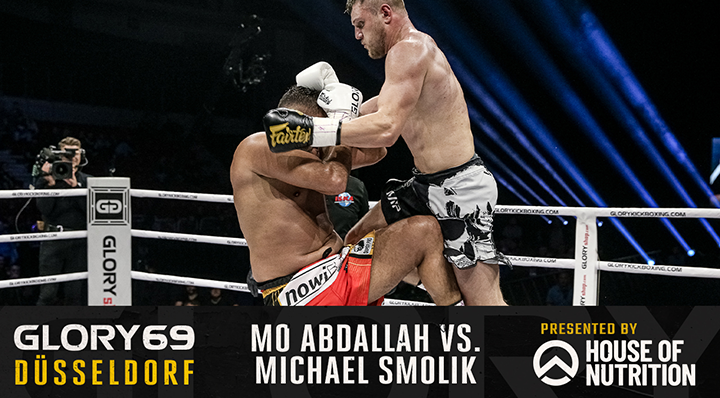 GLORY 69: Mo Abdallah vs. Michael Smolik - Full Fight