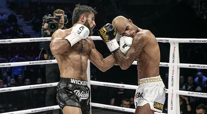 GLORY 69: Marat Grigorian vs. Tyjani Beztati (Lightweight Title Bout) - Full Fight