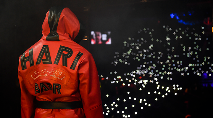 COLLISION 2: Badr Hari's electrifying walkout