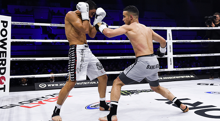 GLORY 70: Abdellah Ezbiri vs. Zakaria Zouggary - Full Fight