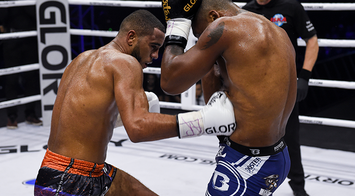 GLORY 70: Donovan Wisse vs. Jason Wilnis - Full Fight