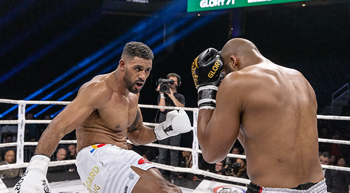 GLORY 71: Benjamin Adegbuyi vs. D'Angelo Marshall - Full Fight