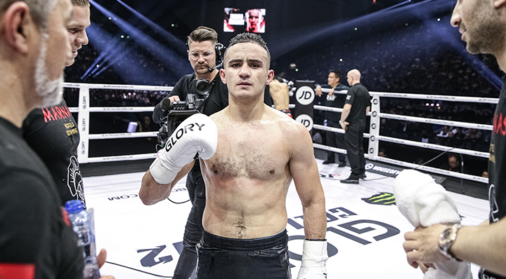 Seven new bouts added to GLORY 76 ANTWERP line-up
