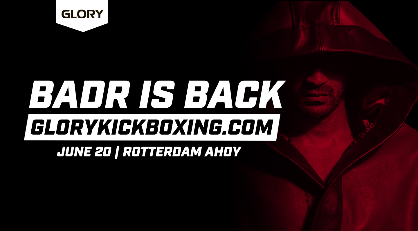Badr Is Back - June 20, Rotterdam Ahoy