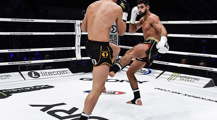 GLORY 73: Josh Jauncey vs. Stoyan Koprivlenski - Full Fight
