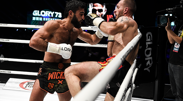 GLORY 73: Marat Grigorian vs. Elvis Gashi (Lightweight Title Bout) - Full Fight