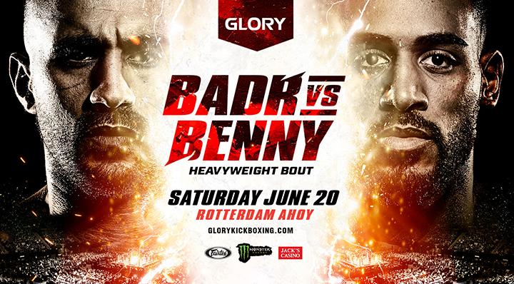 Badr Hari will face Benjamin Adegbuyi on June 20th in Rotterdam