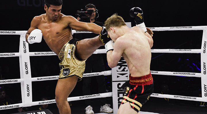 Petchpanomrung retains his title in GLORY 75 main event