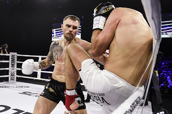GLORY 75 SuperFight Series: Maslobojev batters Mannaart, Meksen turns 100, Billet impresses