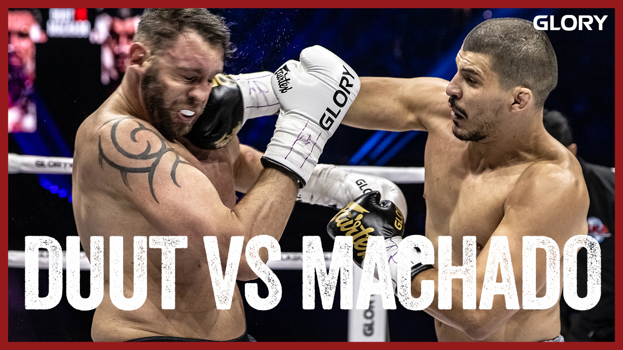 GLORY 74: Michael Duut vs. Ariel Machado - Full Fight