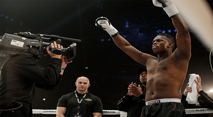 Reloaded: Remy Bonjasky's most devastating head-kick KO