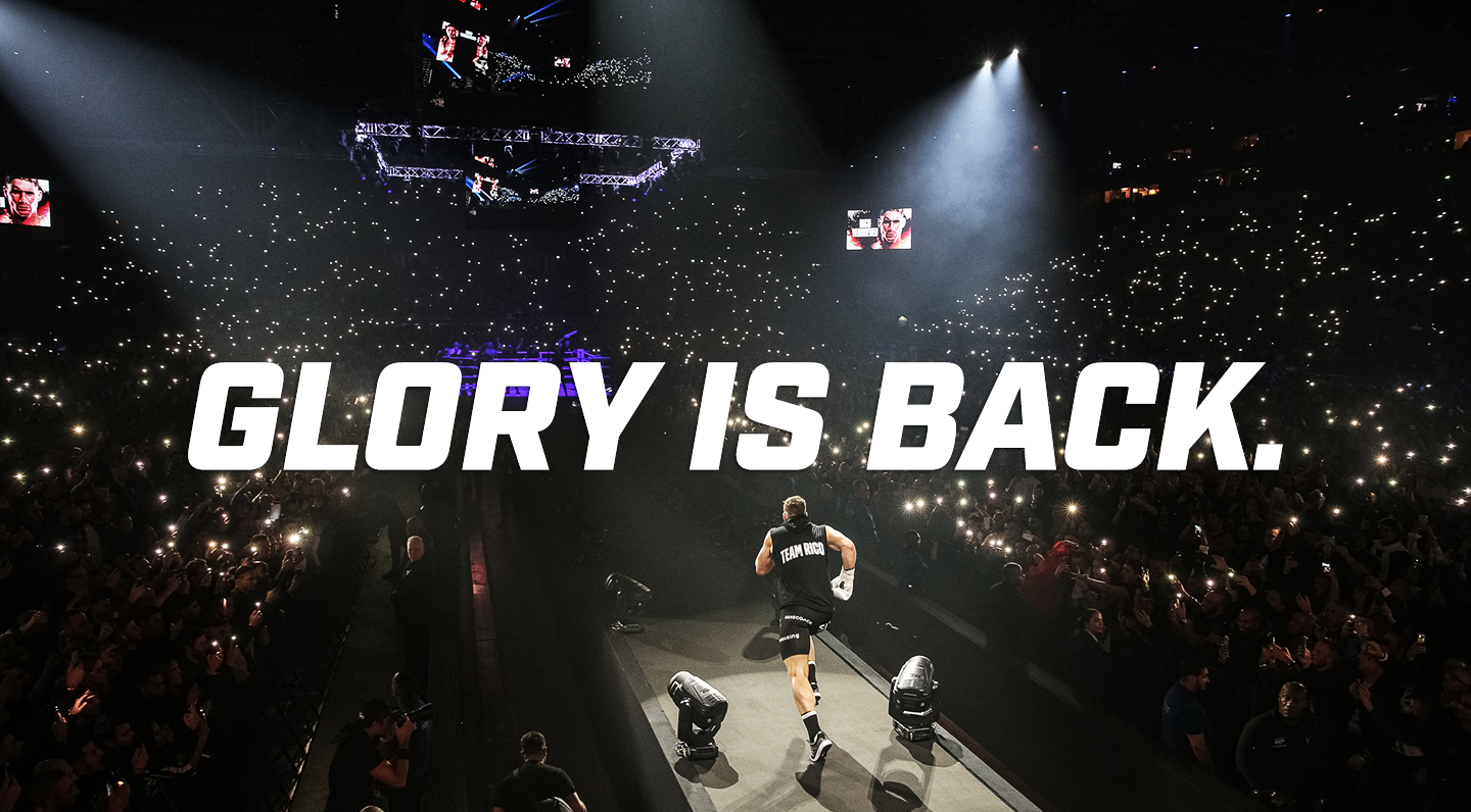 GLORY IS BACK