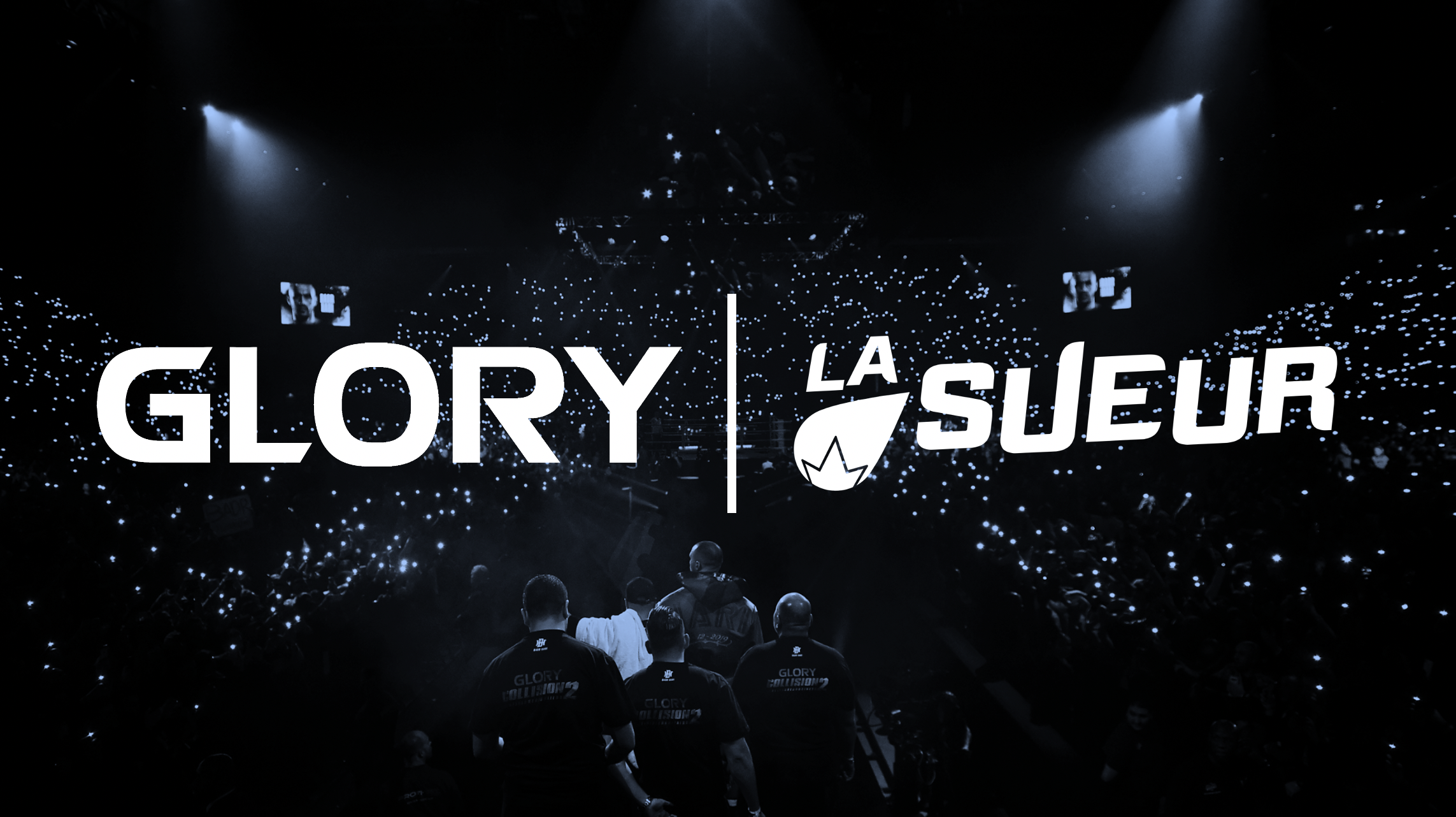 GLORY and La Sueur unveil new pay-per-view partnership in France