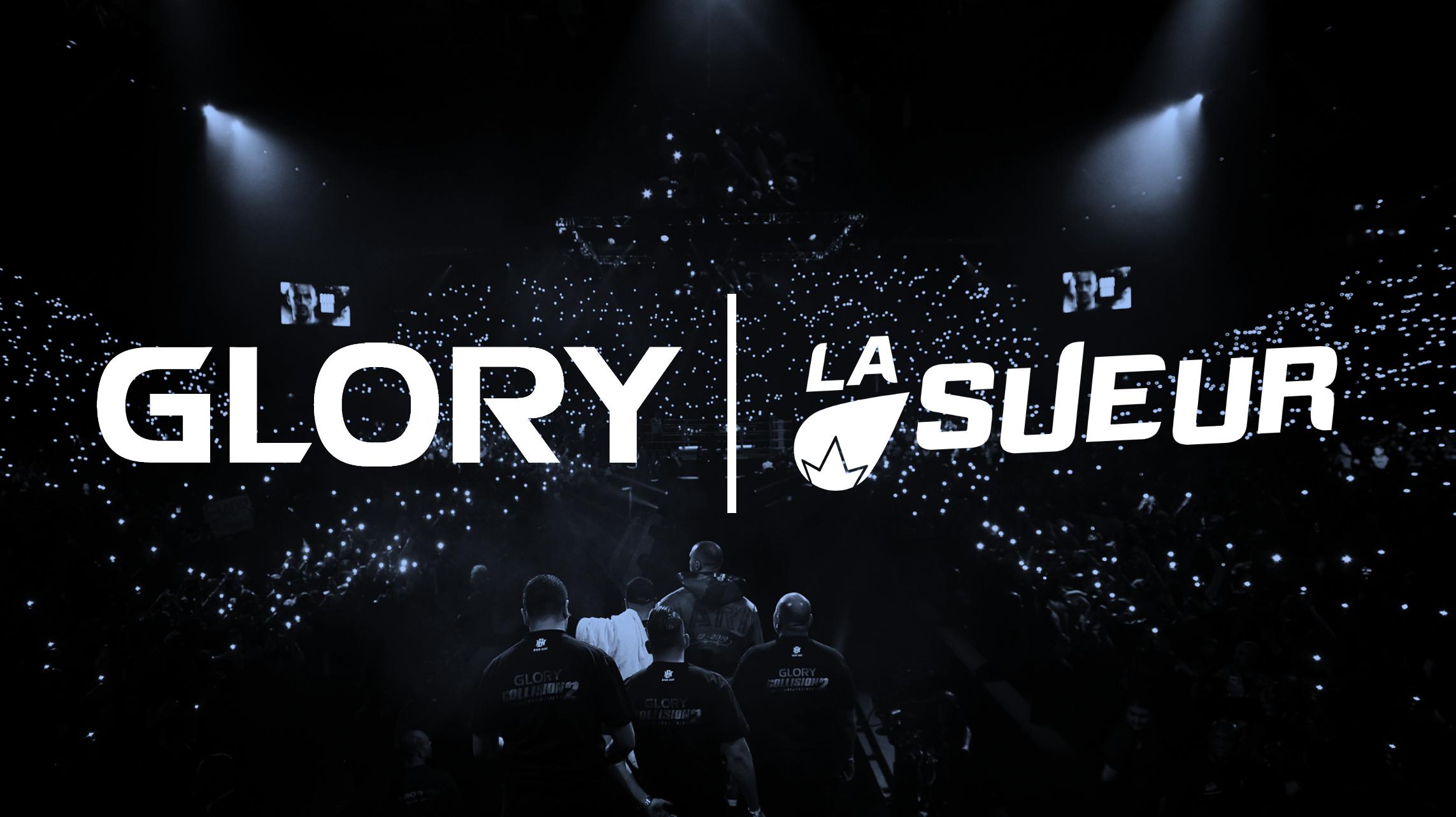 GLORY et La Sueur annoncent un nouveau partenariat pay-per-view en France