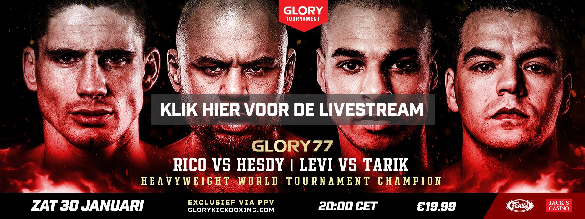 GLORY 77 NL