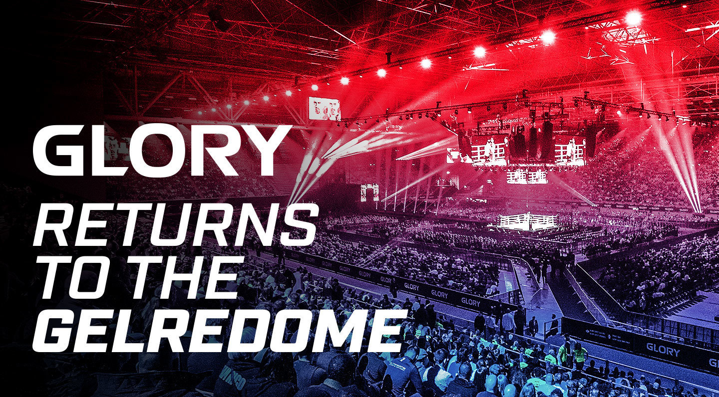 GLORY returns to GelreDome with two events