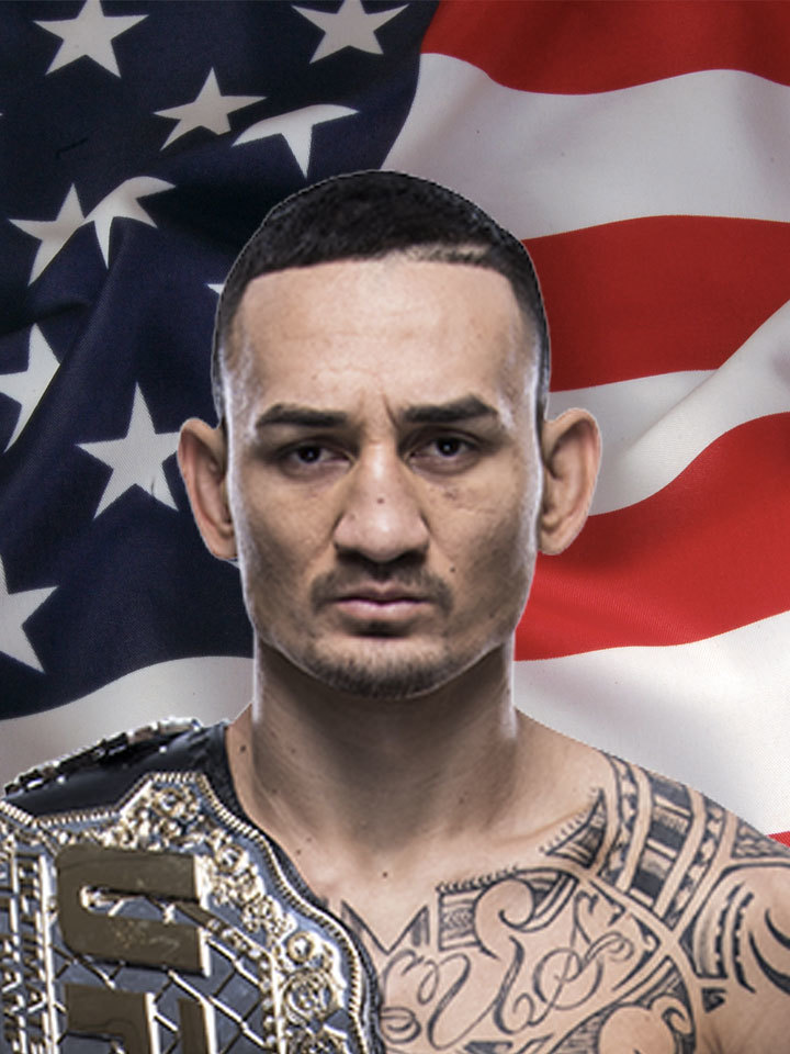Photo of Max Holloway