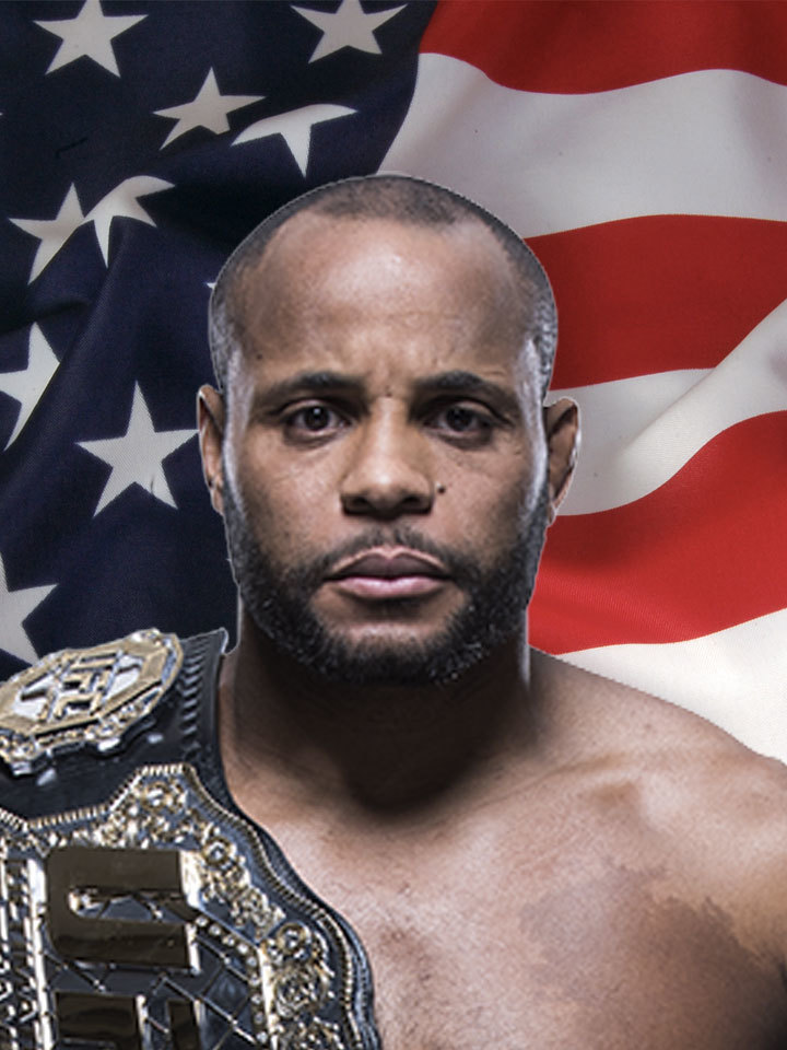 Photo of Daniel Cormier