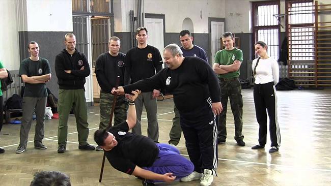 Systema's Mikhail Ryabko