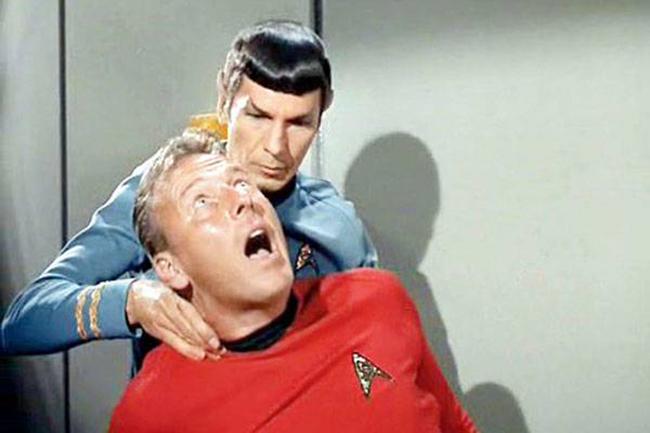 Spock's Dim Mak